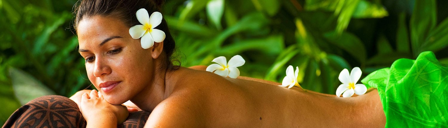 Sinalei Reef Resort & Spa Samoa - Spa Treatment