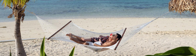 Treasure Island Resort, Fiji - Relaxation