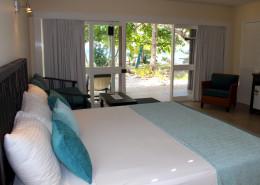 Treasure Island Resort, Fiji - Bure Interior