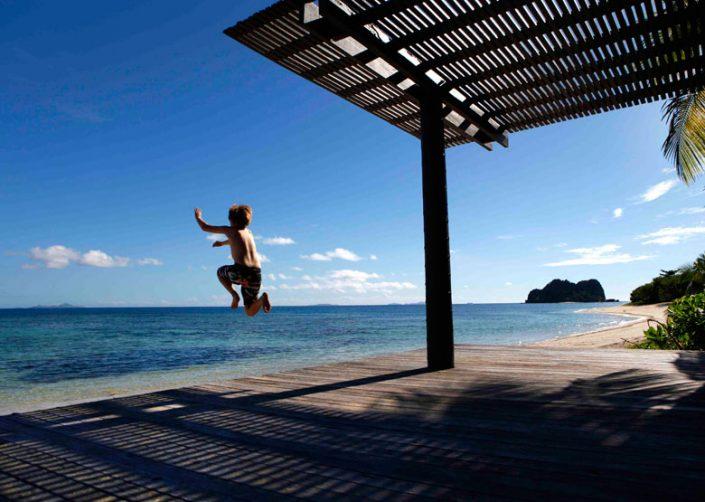 Vomo Island Fiji - Fun in the sun