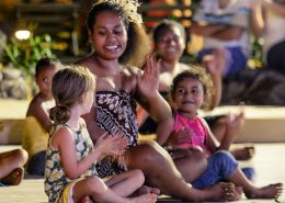 The Warwick Fiji Resort - Kids Meke
