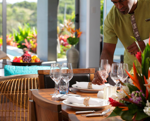 Club Intercontinental Fiji Golf Resort & Spa - Butler Service