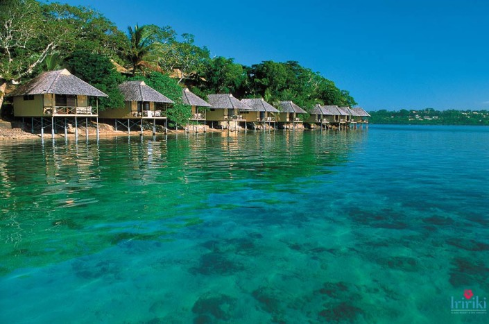 Iririki Island Resort Vanuatu - Fares On The Water