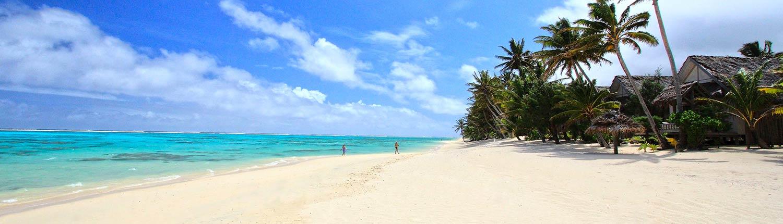 Little Polynesian Resort Cook Islands - Beach
