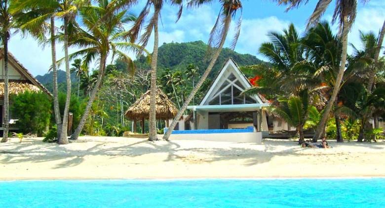 Little Polynesian Resort Cook Islands - Beachfront