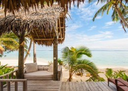 Little Polynesian Resort Cook Islands - Gazebo