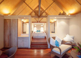 Little Polynesian Resort Cook Islands - Resort Are Interior