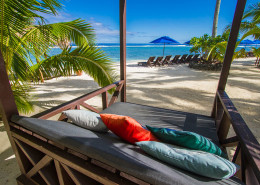Manuia Beach Resort Cook Islands - Beach