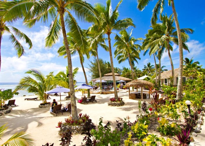 Manuia Beach Resort Cook Islands - Exterior