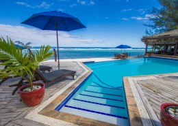 Manuia Beach Resort Cook Islands - Pool