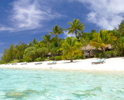 Pacific Resort Aitutaki, Cook Islands - Beachfront