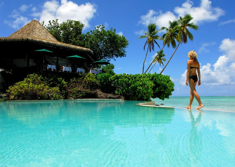 Pacific Resort Aitutaki Cook Islands - Pool