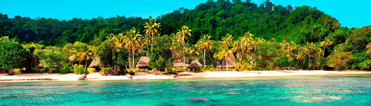 Qamea Resort & Spa Fiji - Beautiful Location