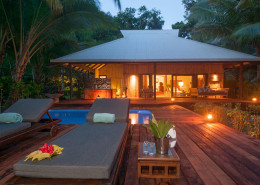 Qamea Resort & Spa Fiji - Royal Beach House