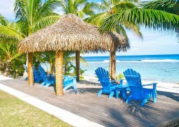 Sunset Resort Cook Islands - Beachfront