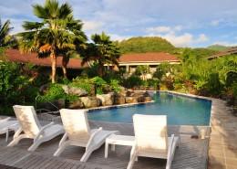 Sunset Resort Cook Islands - Pool