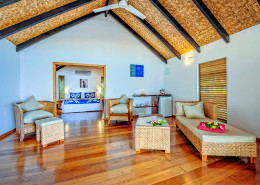 Tamanu Beach Cook Islands - One Bedroom Interior