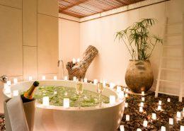 The Sarojin Khao Lak, Thailand - Bathroom