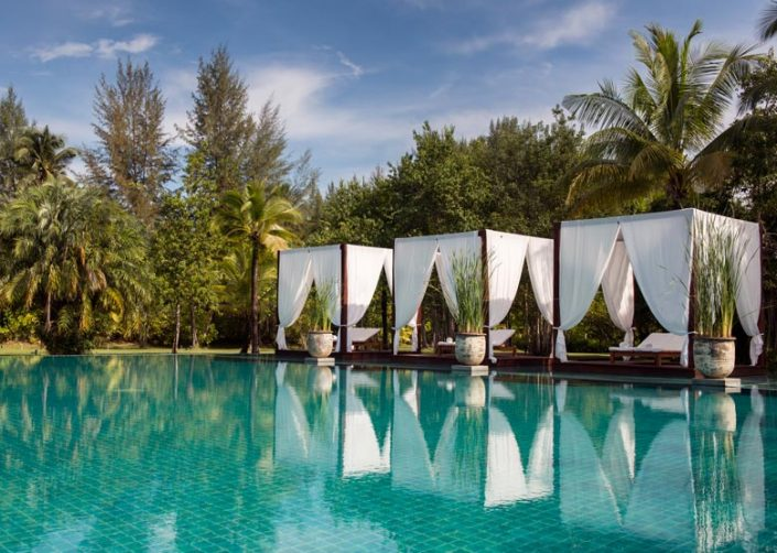 The Sarojin Khao Lak, Thailand - Resort Pool