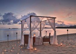 Anantara Bophut Koh Samui Resort - Beach Dining