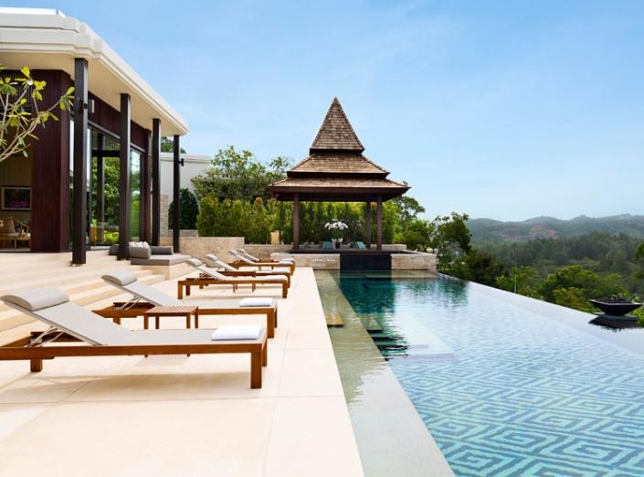 Anantara Layan Phuket Resort, Thailand - Pool