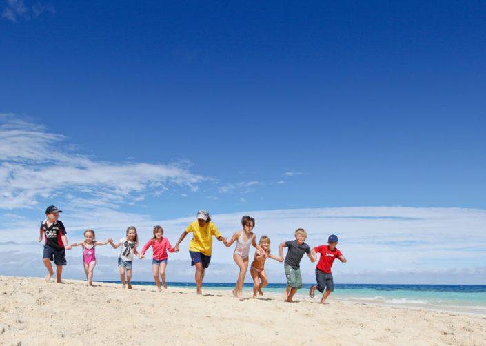 Castaway Island Fiji - Beach fun