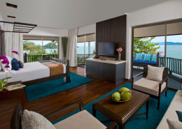 Anantara Bophut Koh Samui Resort - Royal Sea View Suite