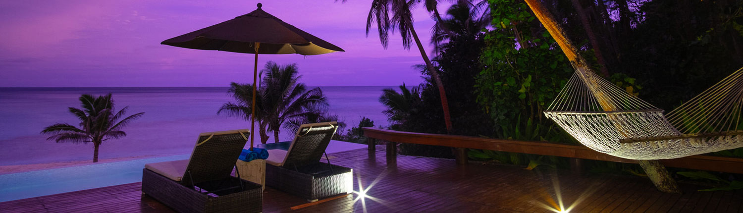 Yasawa Island Resort, Fiji - Honeymoon Suite