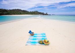 Yasawa Island Resort, Fiji - Picnic