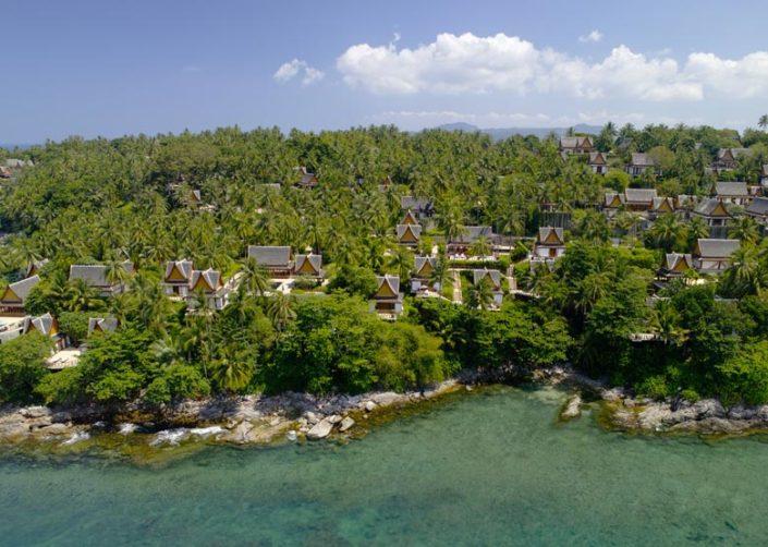 Amanpuri Phuket, Thailand - Aerial View Of Villas