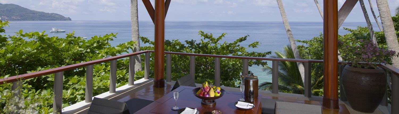 Amanpuri Phuket, Thailand - Deluxe Ocean Pavilion Sala