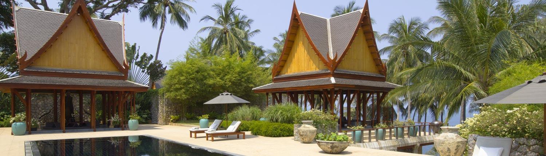 Amanpuri Phuket, Thailand - Villa Private Swimming Pool