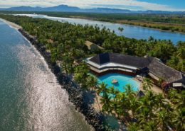 Double Tree Resort by Hilton Sonaisali Island - Aerial View