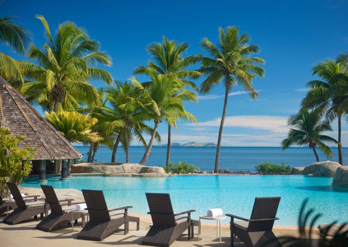 Double Tree Resort by Hilton Sonaisali Island, Fiji - Resort Pool