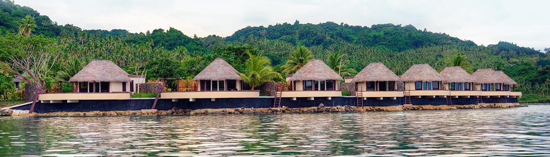 Koro Sun Resort & Rainforest Spa, Fiji - Edgewater Bures