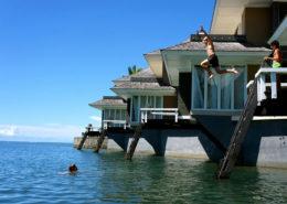 Koro Sun Resort & Rainforest Spa, Fiji - Edgewater Villa