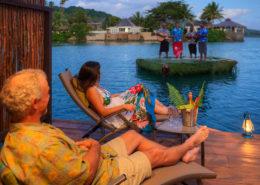 Koro Sun Resort & Rainforest Spa, Fiji - Entertainment