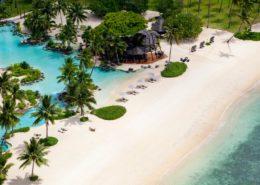 Laucala Island, Fiji - Beach Bar