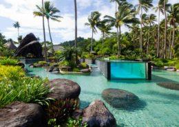 Laucala Island, Fiji - Main Pool