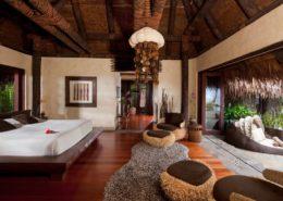Laucala Island, Fiji - Plantation Villa Bedroom