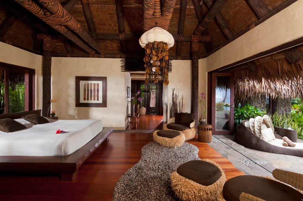 Laucala island fiji island escapes holidays for Best house resort design