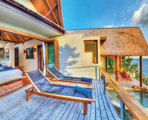Royal Davui Island Resort, Fiji - Deluxe Vale