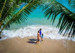 Seabreeze Resort, Samoa - Beach Walks