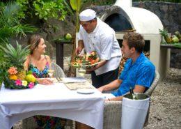 Seabreeze Resort, Samoa - Dining
