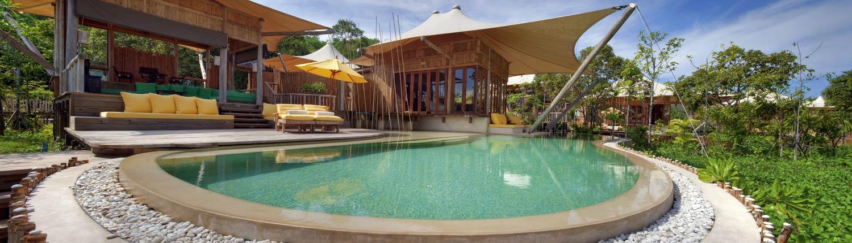 Soneva Kiri, Thailand - Beach Pool Villa