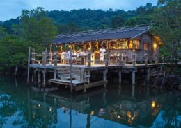 Soneva Kiri, Thailand - Benz Restaurant