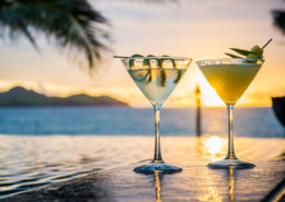 Tokoriki Island Resort, Fiji - Cocktails
