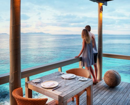Luxury Resort - Vomo Island Fiji - Virtuoso Benefits