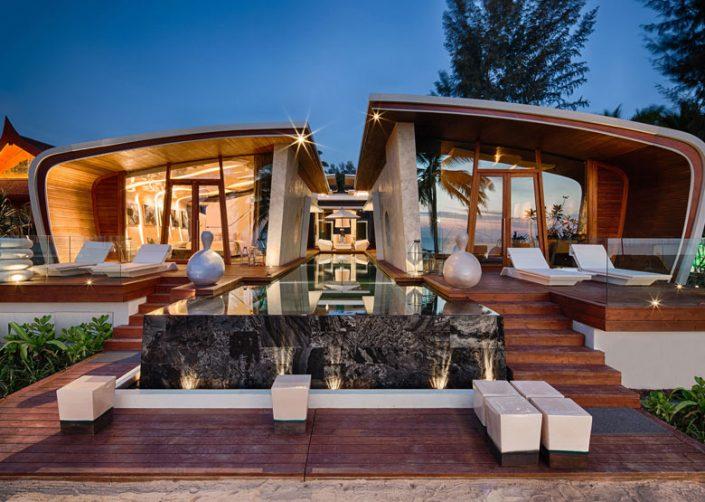 Iniala Beach House, Thailand - Suite Exterior