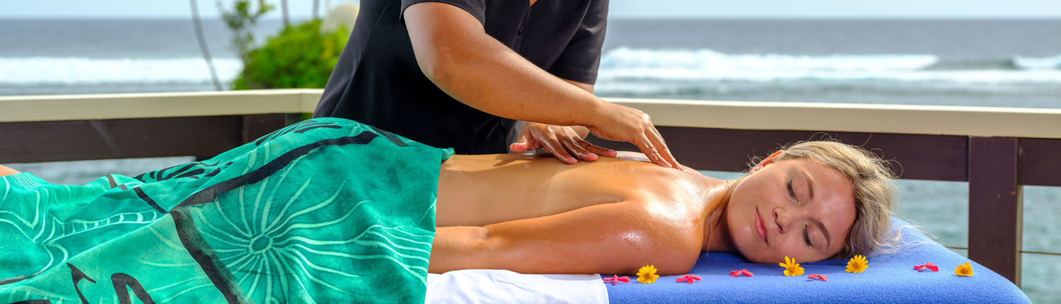 Seabreeze Resort, Samoa - Massage